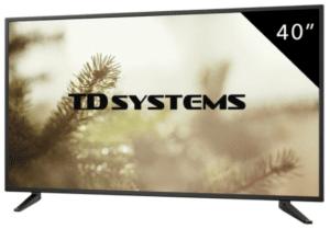 Avis TD Systems K40DLM7F