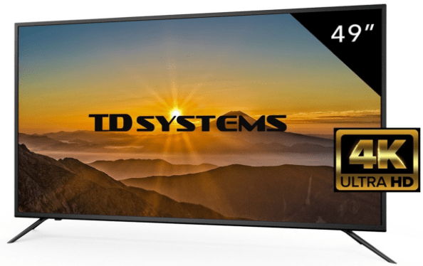 TD Systems K49DLM8U