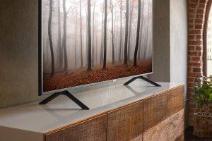 Smart TV Samsung UE40NU7125 40 pouces Voir sur Amazon